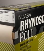 Indasa (Индаза) Rhynosoft Roll 115мм X 25м Р120, Р180, Р320