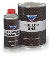 Двухкомпонентный акриловый грунт с высоким содержанием сухого остатка Solid Fuller UHS 1л