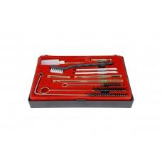 CLEAN SET 22 - Набор для чистки краскопульта 22 предмета