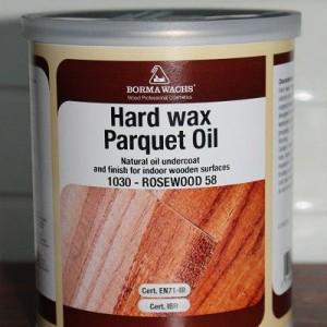 Масло воск для паркета Olio Parquet 1030, Hard wax oil