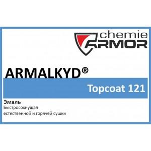 ARMALKYD Topcoat 121 - желтая M